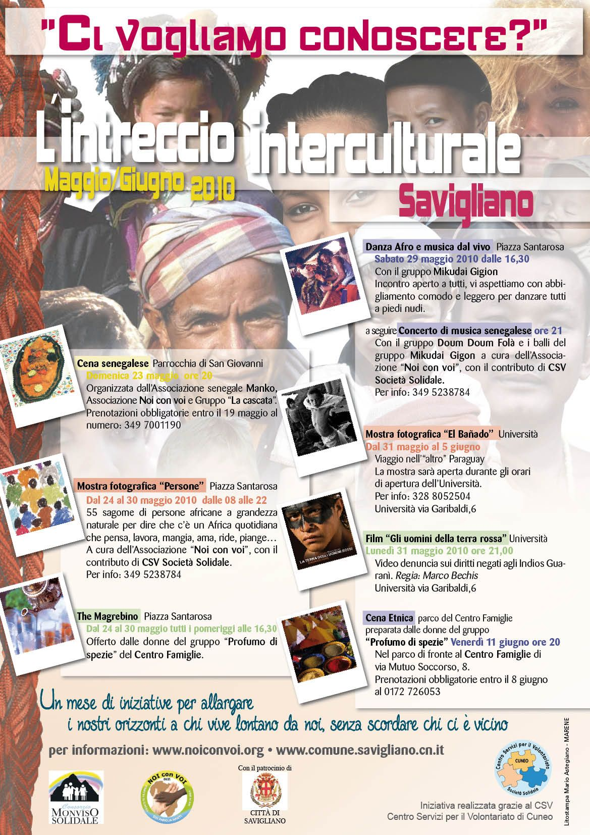 2010: Intreccio Interculturale